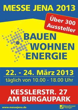 BAUEN-WOHNEN-ENERGIE-MESSE 2012